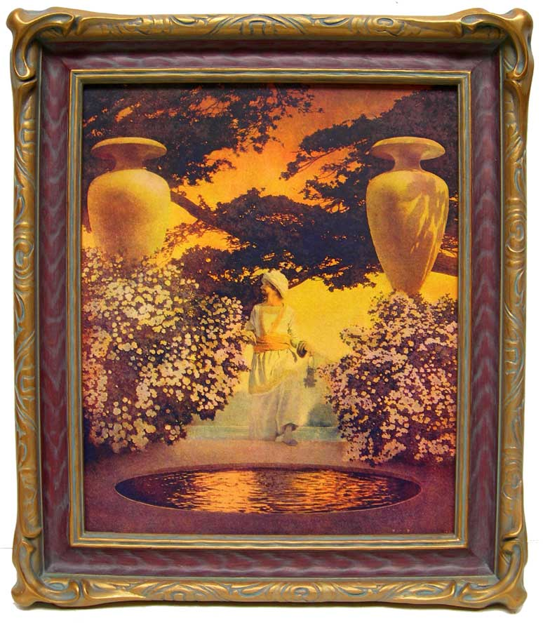 Maxfield Parrish Original Prints - For Sale